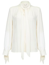 Ghost Rosie Blouse Ivory