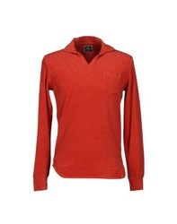 Alain Topwear Polo Shirts Men