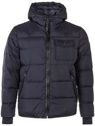 Marc O'polo Down Jacket With Adjustable Hem Midnight