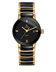 Rado Centrix Automatic Round Watch Two Tone
