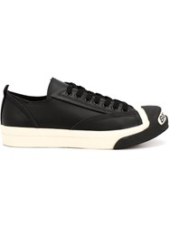 Undercover 'Balance Chaos' Lace Up Sneakers Black
