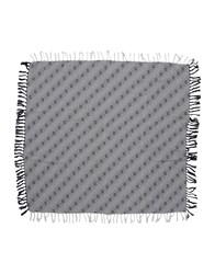 Roundel London Accessories Oblong Scarves Men Grey