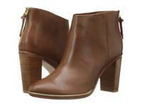 Ted Baker Lorca 3 Dark Tan Leather Women's Boots Brown