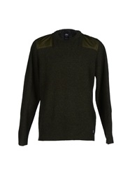 Stussy Sweaters Military Green