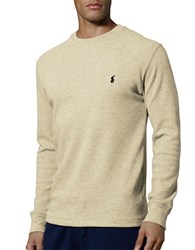 Polo Ralph Lauren Thermal Top Oxford Heather