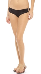 Vitamin A Pin Up Star Bikini Bottoms Black
