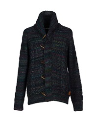 Scotch And Soda Cardigans Dark Green