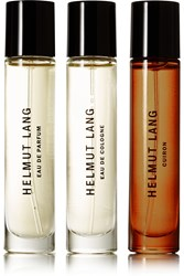 Helmut Lang Trio Sampler 3 X 10Ml