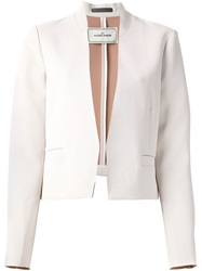 By Malene Birger 'Laniquia' Cropped Jacket Nude And Neutrals