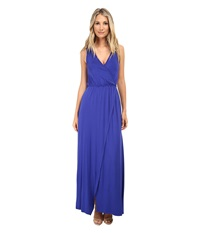 Culture Phit Jain Maxi Dress Royal Women's Dress Navy