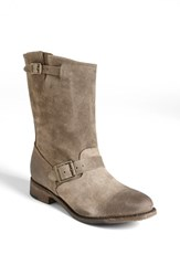 Women's Vintage Shoe Company 'Veronica' Boot Grey Suede