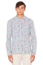 Scotch And Soda All Over Printed Shirt Dessin