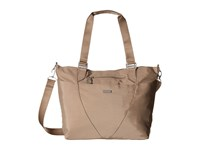 Baggallini Avenue Tote Beach Tote Handbags Bone