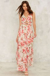 Branch Loyalty Maxi Skirt Pink