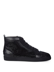 Christian Louboutin Louis Lux High Top Trainers