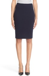 Women's Armani Collezioni Crepe Jersey Pencil Skirt