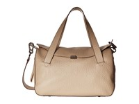 Lodis Borrego Oprah Convertible Satchel Taupe Satchel Handbags