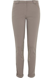 Day Birger Et Mikkelsen Stretch Twill Jodhpur Style Pants Nude