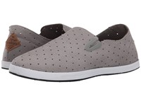 Freewaters Sky Slip On Grey Women's Shoes Gray
