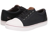 Mozo The Maverick Canvas Black White Men's Shoes