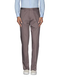 Marc By Marc Jacobs Trousers Casual Trousers Men Light Brown