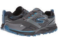 Skechers Gotrail Adventure Charcoal Blue Men's Running Shoes Multi