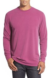 Men's Bugatchi Long Sleeve Crewneck Sweatshirt
