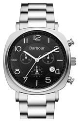 Men's Barbour 'Heritage' Chronograph Watch 42Mm