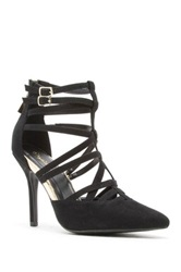 Qupid Mixi High Heel Pump Black