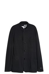 Y 3 Reversible Blazer Black