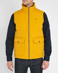 Tommy Hilfiger Black Pr Micah Light Sleeveless Down Jacket