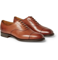 Edward Green Westbourne Leather Oxford Shoes