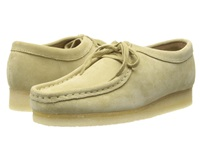 Clarks Wallabee Maple Suede Women's Lace Up Casual Shoes Brown