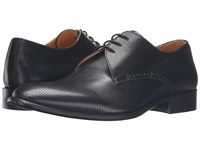 Kenneth Cole Tell All Black Men's Lace Up Casual Shoes
