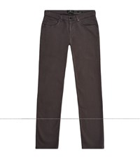 7 For All Mankind Slimmy Luxe Performance Jeans Male Dark Grey