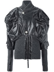 Vivienne Westwood Anglomania Structured Jacket Black