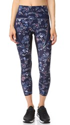 Lucas Hugh Inco 7 8 Leggings Midnight Peru Print