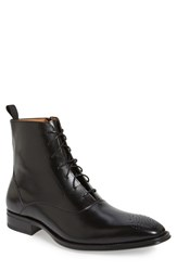 Mezlan Men's 'Tarzo' Medallion Toe Boot