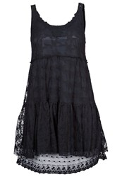 Molly Bracken Summer Dress Noir Black