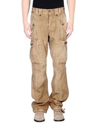 Dandg D And G Casual Pants Camel