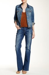 Big Star Remy Mid Rise Bootcut Jean Blue