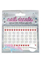 'Speech Bubbles' Nail Decals Nordstrom Exclusive