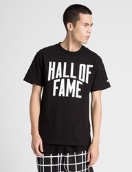 Hall Of Fame Black City T Shirt