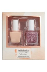 Lulu 2 Pack Glitter Nail Polish Set