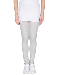 Lgb L.G.B. Trousers Leggings Women Light Grey