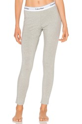 Calvin Klein Underwear Modern Cotton Legging Gray