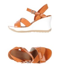 Ruco Line Wedges Orange
