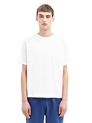 New Season Sunspel Mens Raglan T Shirt