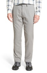 Men's Patagonia 'Back Step' Regular Fit Pants Feather Grey