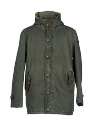 Rifle Jackets Military Green